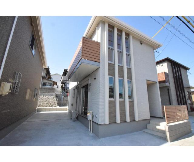 岩崎町ケカチ戸建賃貸 B棟外観写真