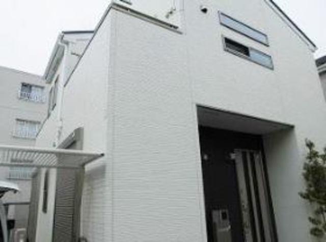 荏子田戸建外観写真