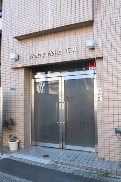 Merry Heim 市川外観写真