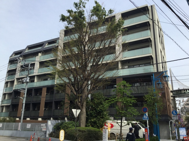 パークリュクス渋谷西原外観写真