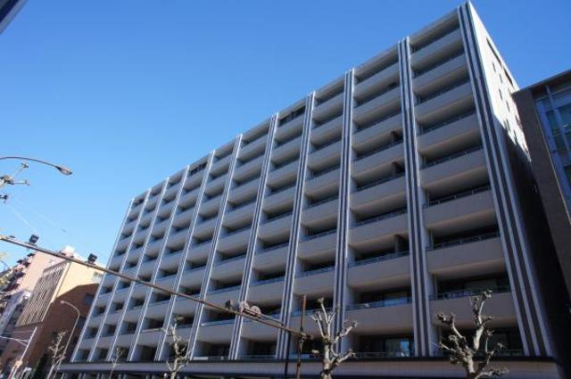 マジェスティハウス新宿御苑パークナード外観写真
