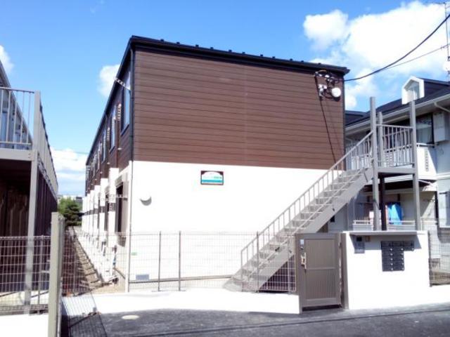 フォレストハウス習志野B棟外観写真