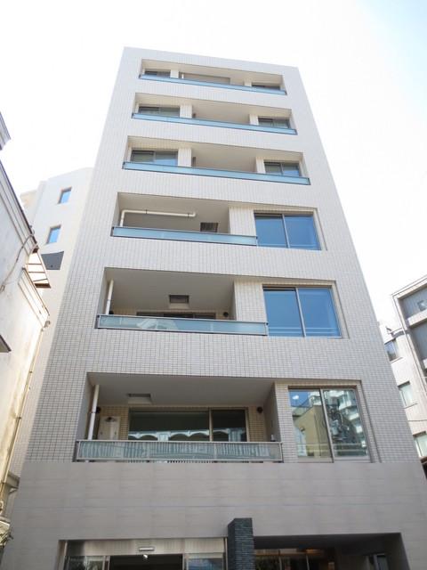 ザ・レジデンス早稲田104号室外観写真