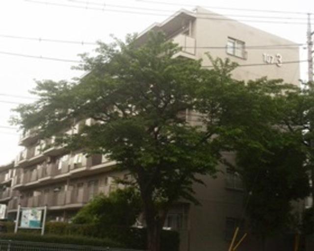 西所沢椿峰ニュータウン107街区3号棟外観写真