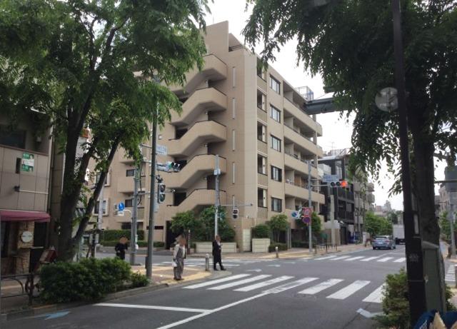 コスモ世田谷外観写真