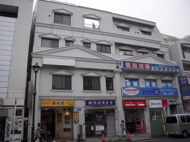 エステート門屋大倉山外観写真