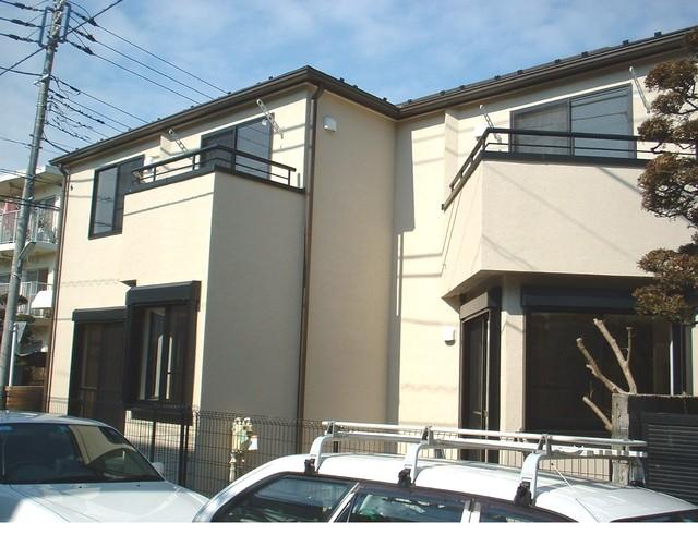 駒沢2丁目住宅外観写真