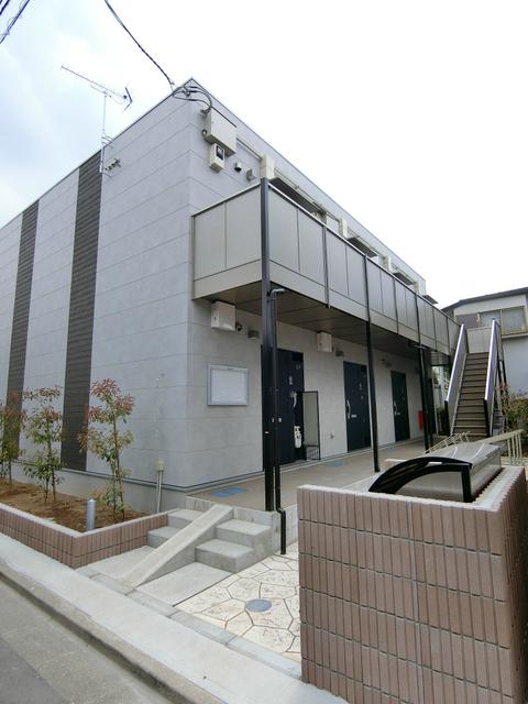 リブリ・高円寺外観写真