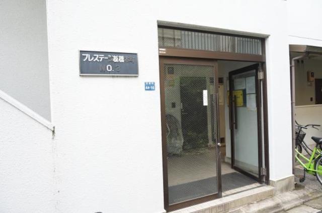 プレステージ板橋本町No.3外観写真