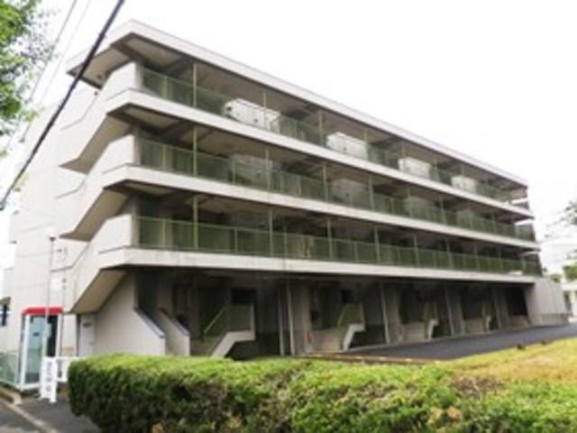 狭山台ハイコーポB棟外観写真