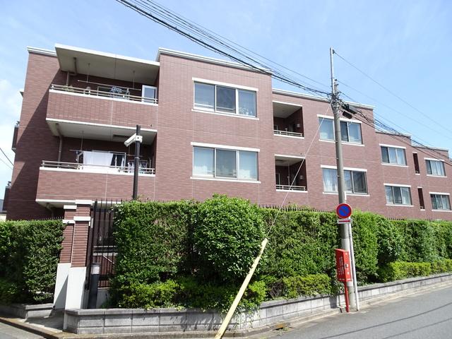 パークホームズ浜田山グラフィオ外観写真