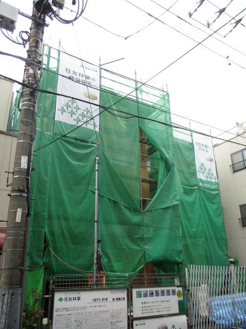 (仮称)南六郷1丁目共同住宅外観写真