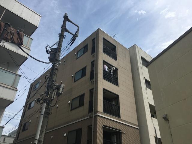 ディアコート川崎外観写真