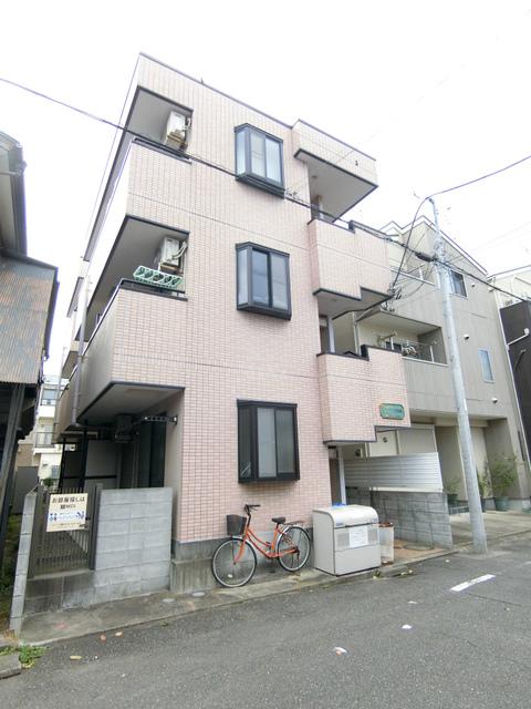グリフィン新川崎外観写真