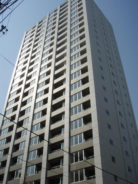新宿山吹アインスタワー1402号室外観写真