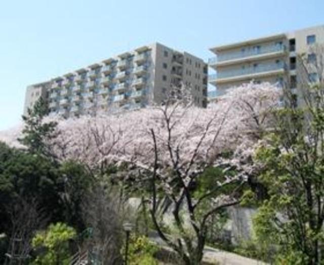 グランドメゾン東戸塚2番館外観写真