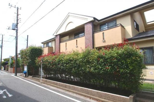 グラシア・フィス北寺尾 B棟外観写真
