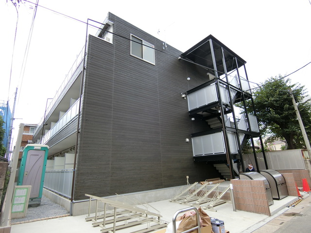 リブリ・大宮桜木町外観写真