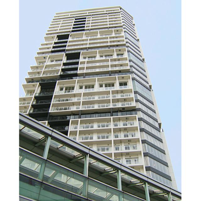パークタワー横濱ポートサイド外観写真