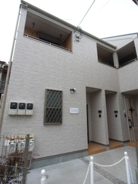 ラシュレ千川北外観写真