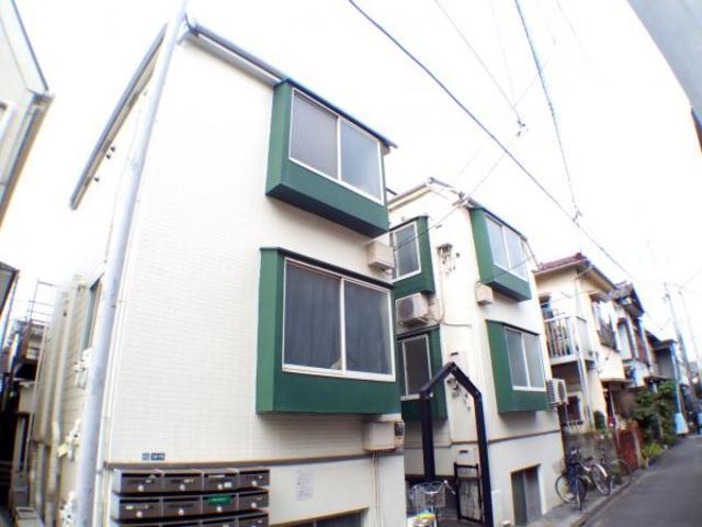 カフーシ蒲田外観写真