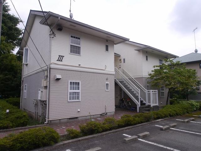 メープル関山3外観写真