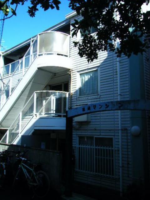 フォレストハウス初台B棟外観写真
