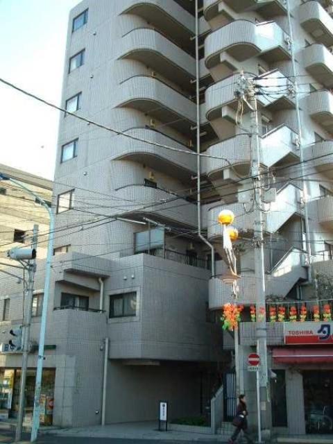 シティハイツ新大塚外観写真