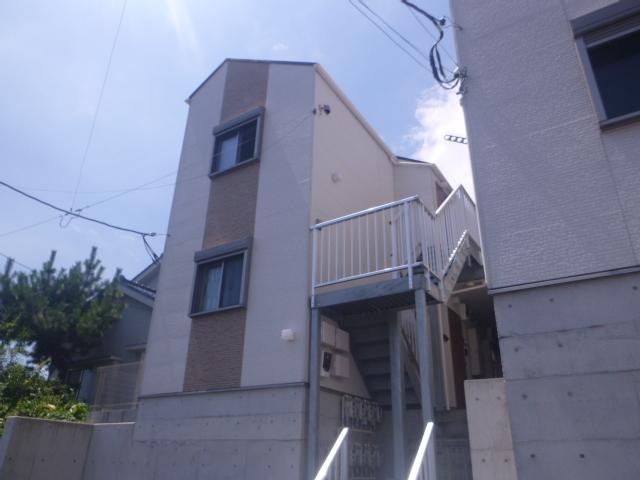横浜山手アパートメント外観写真