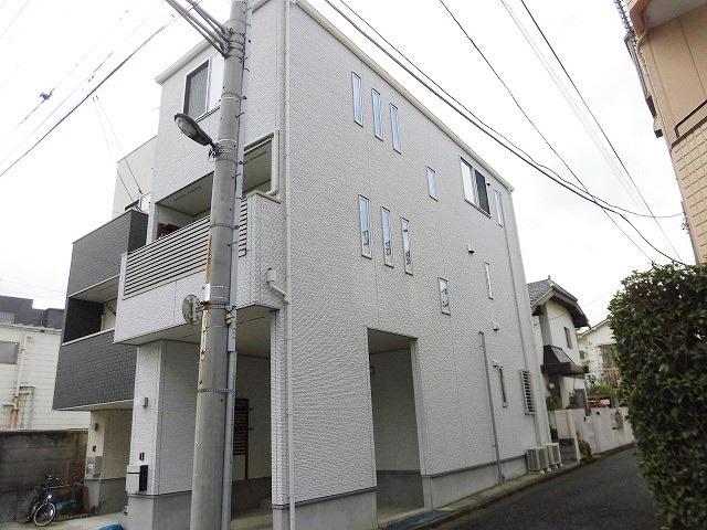 赤塚戸建外観写真