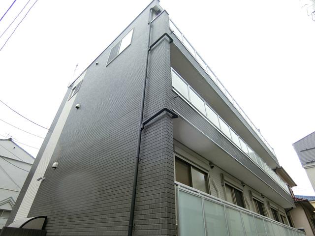 リブリ・プレジール千川外観写真
