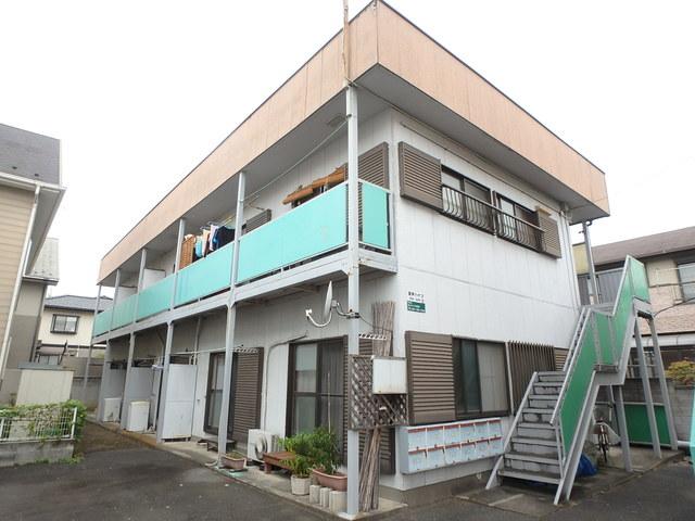 金井ハイツB外観写真