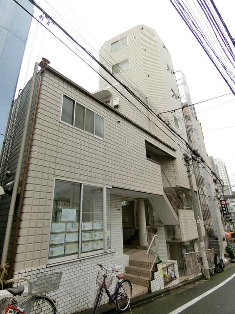 新宿武蔵野マンション外観写真