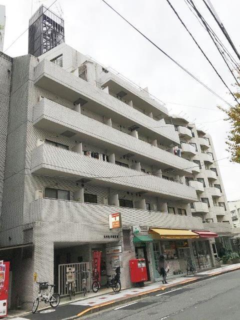 シティコート松涛外観写真