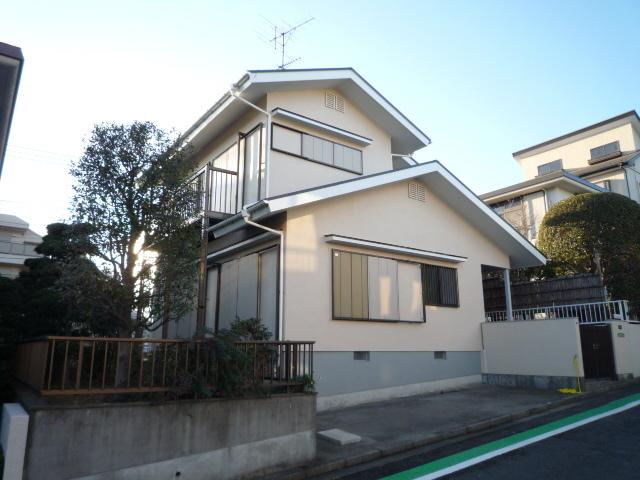 鴨志田町内藤邸外観写真