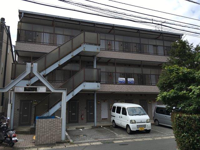 REALJOY薬円台五番館外観写真