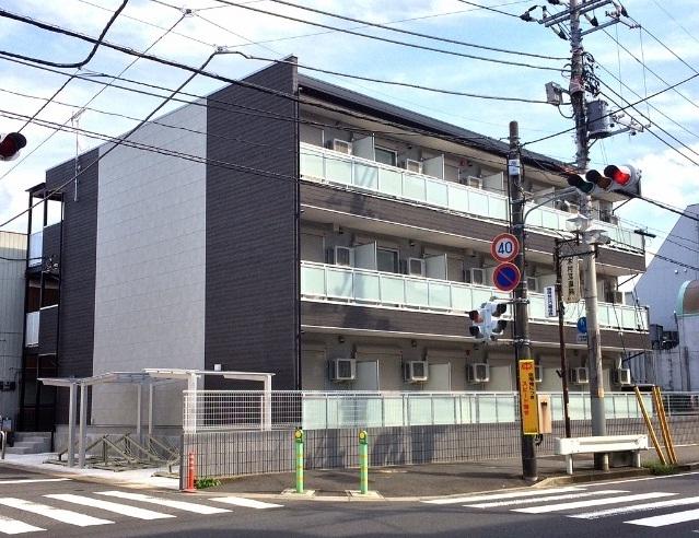 リブリ・ヴァンクール勝田台北外観写真