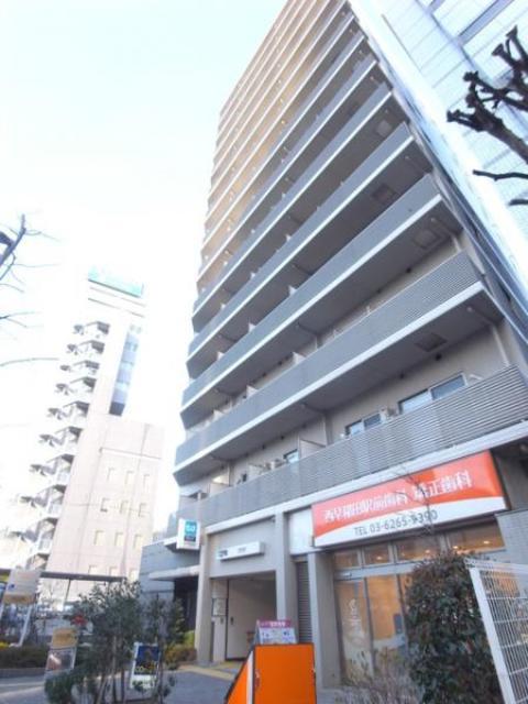 ユニロイヤル西早稲田外観写真
