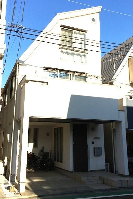 駒沢戸建外観写真