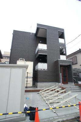 リブリ・Kawaguchi外観写真