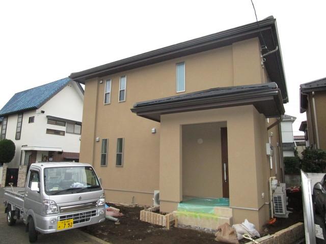 デザインメゾン成田西外観写真