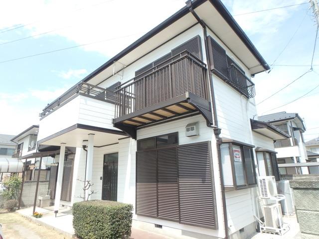 上新田町一般住宅外観写真