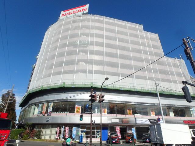 サンクレール高井戸外観写真