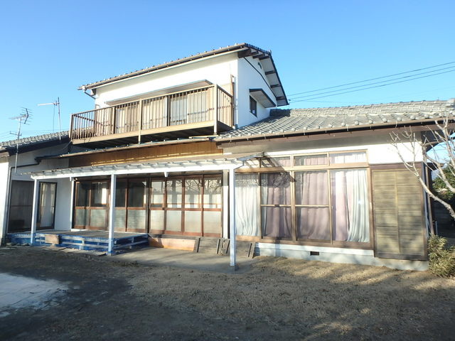 富士見町木村邸外観写真