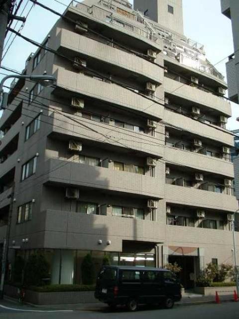東建シティハイツ上野外観写真