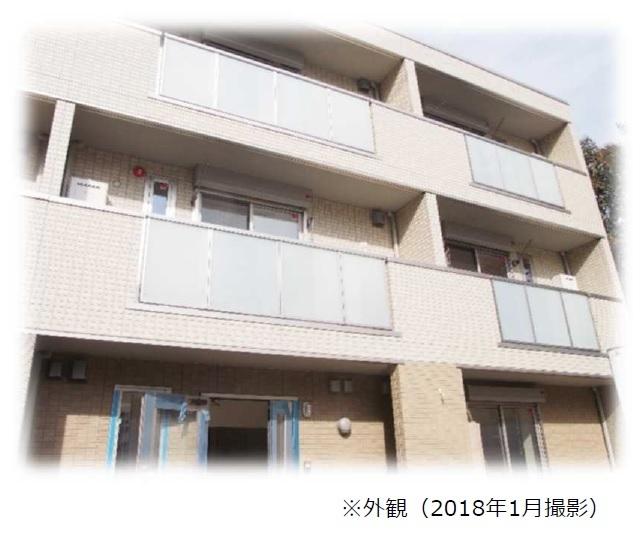 ガーデンビレッジ小石川外観写真