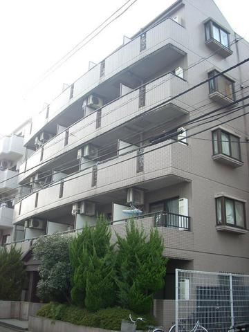 ライオンズマンション東武練馬外観写真