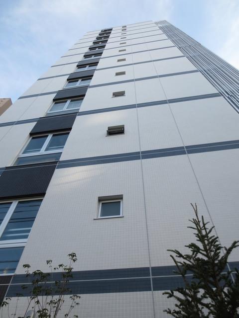 プレミスト四谷カレントコート503号室外観写真