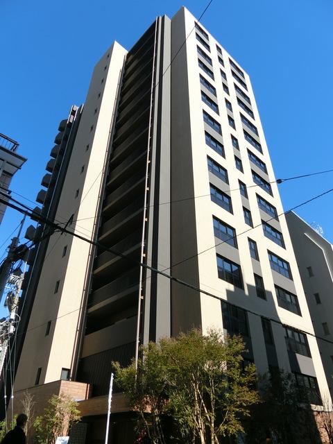 ザ・パークハウス上野プレイス外観写真