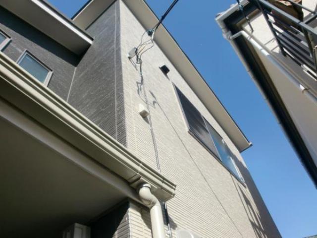 練馬区高松5丁目戸建て外観写真